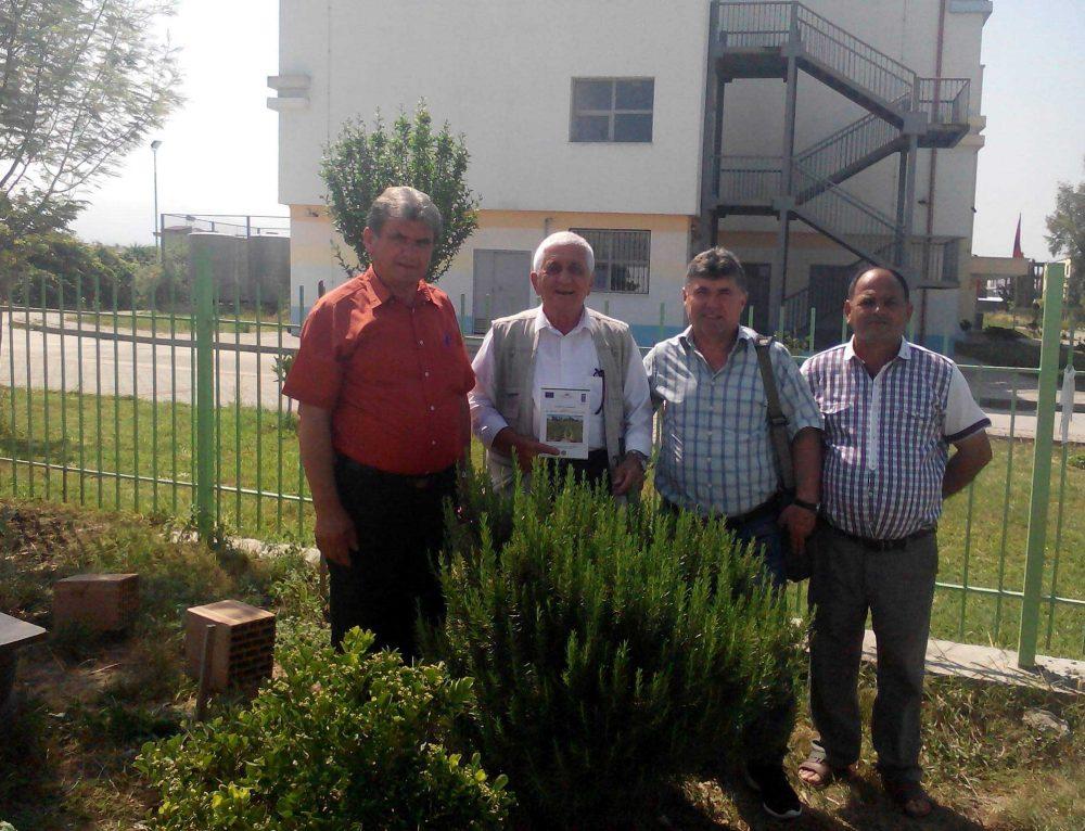 MedAlb Institut's activity for raising awareness on World Environment Day