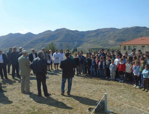 "Two-day training course on ""Forest fires and strategies for their prevention and management"" in Gramshi"